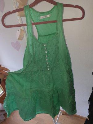 Only Robe Babydoll vert clair
