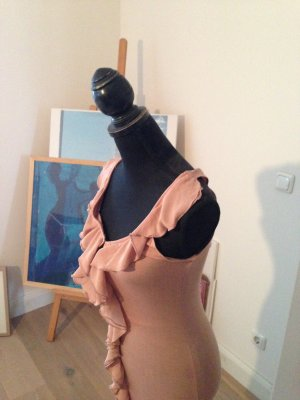 Tube Dress nude
