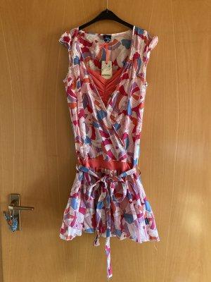 Hooch Summer Dress multicolored cotton