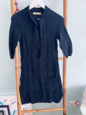 Süsses Designerkleid, See by Chloe, Gr.34,Dunkelblau, strick, NP 459€