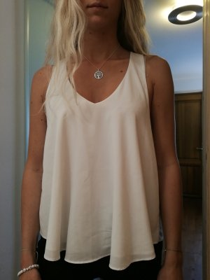 Zara Trafaluc Blouse topje wit