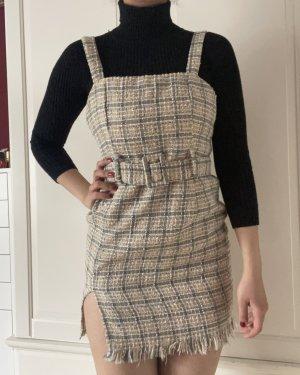 Süßes formelles, elegantes Minikleid mit Schnalle, Größe S/M
