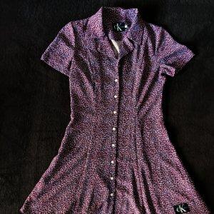 Süßes, geblümtes Minikleid von Calvin Klein