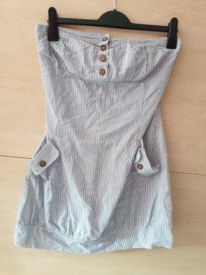 süßes gestreiftes Kleid L 40
