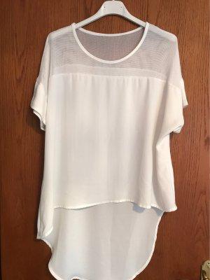 0039 Italy Blusa larga blanco puro