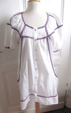 Süßes Hippie Kleid von MAngo Ethno Hängerchen Tunika