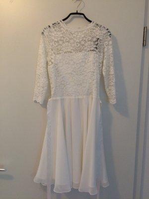 Swing Wedding Dress white