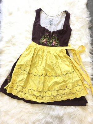 Original Steindl Babydoll Dress multicolored cotton
