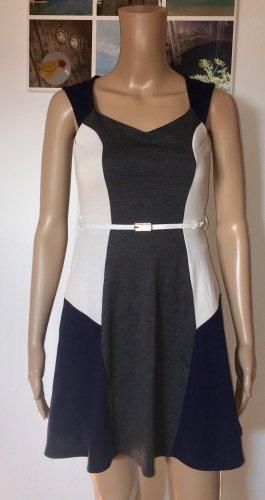 Atmosphere Mini-jurk veelkleurig