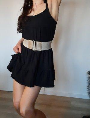 Melrose A-lijn jurk zwart