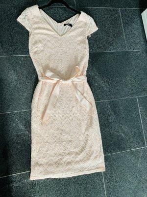 s.Oliver Sheath Dress multicolored lace