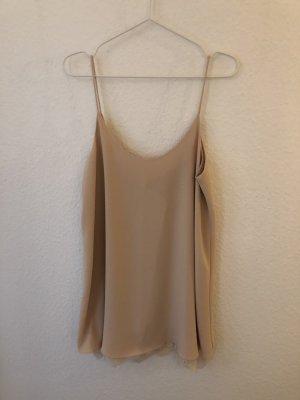 Zara Lace Dress nude