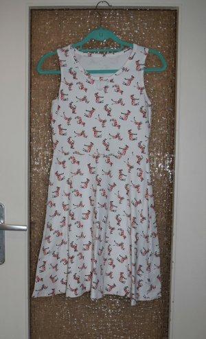 süßes Kleid, Sommerkleid, Gr. 34/XS