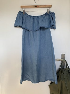 Esmara Off-The-Shoulder Dress azure