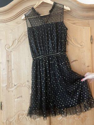 Tom Tailor Chiffon Dress black