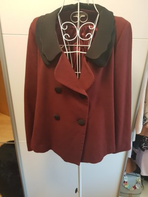 Darling Short Jacket bordeaux