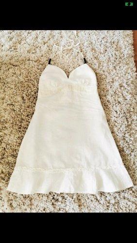 Kenvelo Vestito da spiaggia bianco sporco-crema