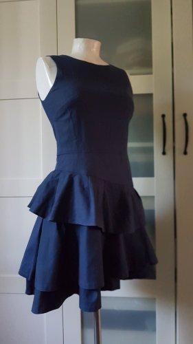 süßes Minikleid, Baumwolle/Elastan