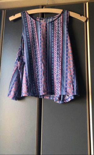 C&A Batik Shirt purple