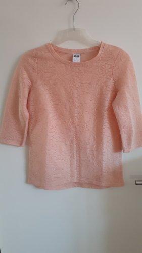 Süßes Oberteil apricotfarben von Vero Moda Gr. XS
