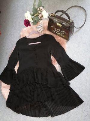 Zara Tunique-blouse noir