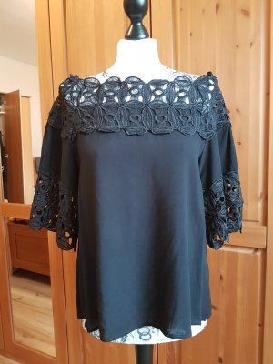Carmen Shirt black