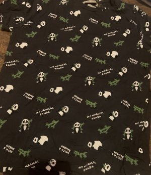 Süßes Panda Shirt von pull&bear