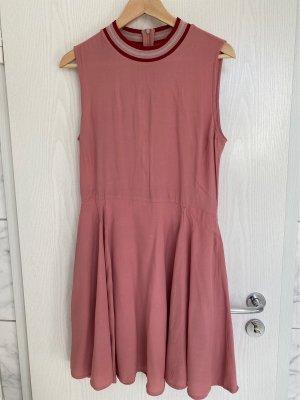 Süßes Petticoat Kleid in altrosa (Größe M)