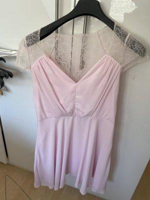 Asos Robe de soirée rose clair