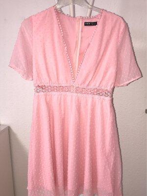 Süßes Rosanes Kleid