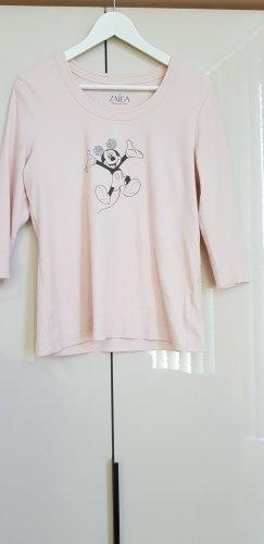 Süßes rosefarbenes Micky Maus T-Shirt