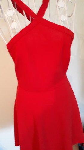 süßes rotes sommerkleid in 36