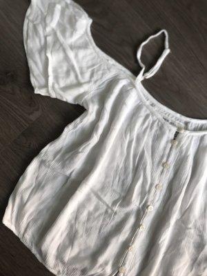 Süßes schulterfreies T-Shirt von Superdry