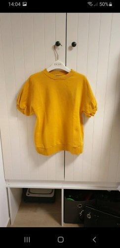 COS Sweat Shirt yellow