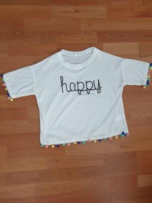 Süßes Shirt, bauchfrei