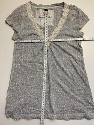 Süßes Shirt in A-Form Gr.L Abercrombie