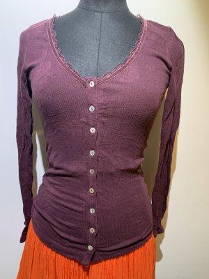 LTB Shirt Jacket bordeaux