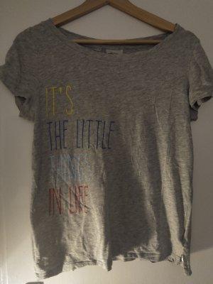 bpc bonprix collection T-shirt grigio