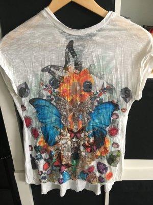 Süßes Shirt mit Print Gr. 36/38