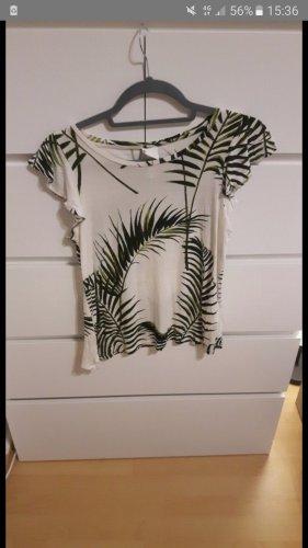 süßes Shirt Palmenmotiv
