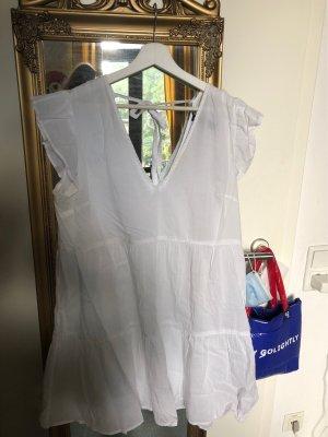 Influence Shortsleeve Dress white
