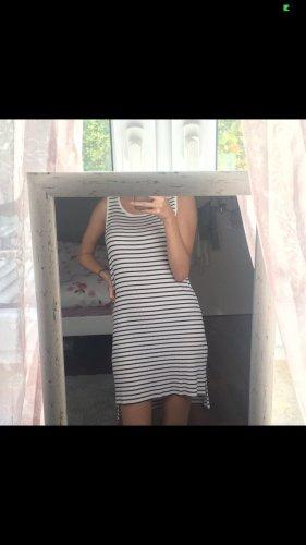 Pimkie Sukienka plażowa biały-czarny