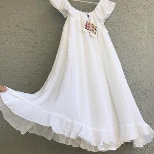 süßes Sommerkleid Hippie Carmen Gr. M 38 Neu mit Etikett