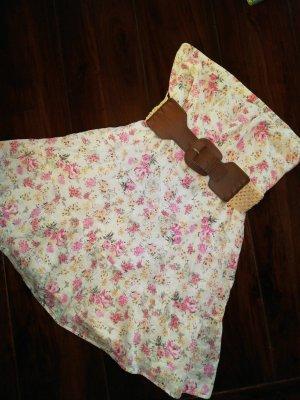 süßes Sommerkleid, inkl Gürtel