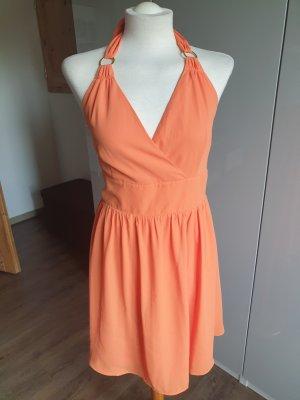 Orsay Abito con corpetto arancione chiaro