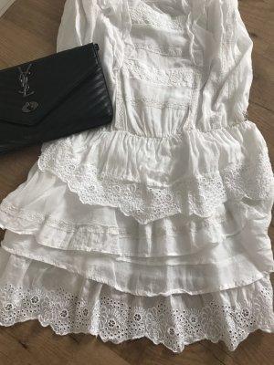 Fracomina Lace Dress white