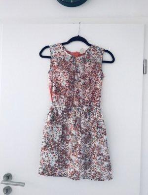 American Eagle Outfitters Sukienka bez ramiączek Wielokolorowy