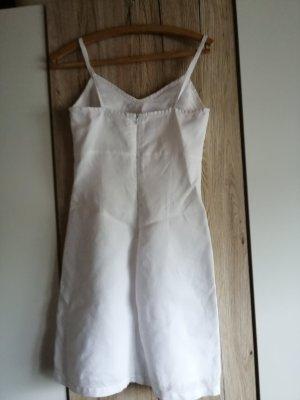 Süßes Sommerkleid, weiß Gr. 36