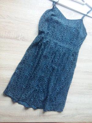 Sukienka plażowa czarny-ciemnoszary