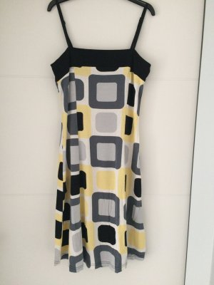 Clockhouse Stretch jurk veelkleurig Viscose